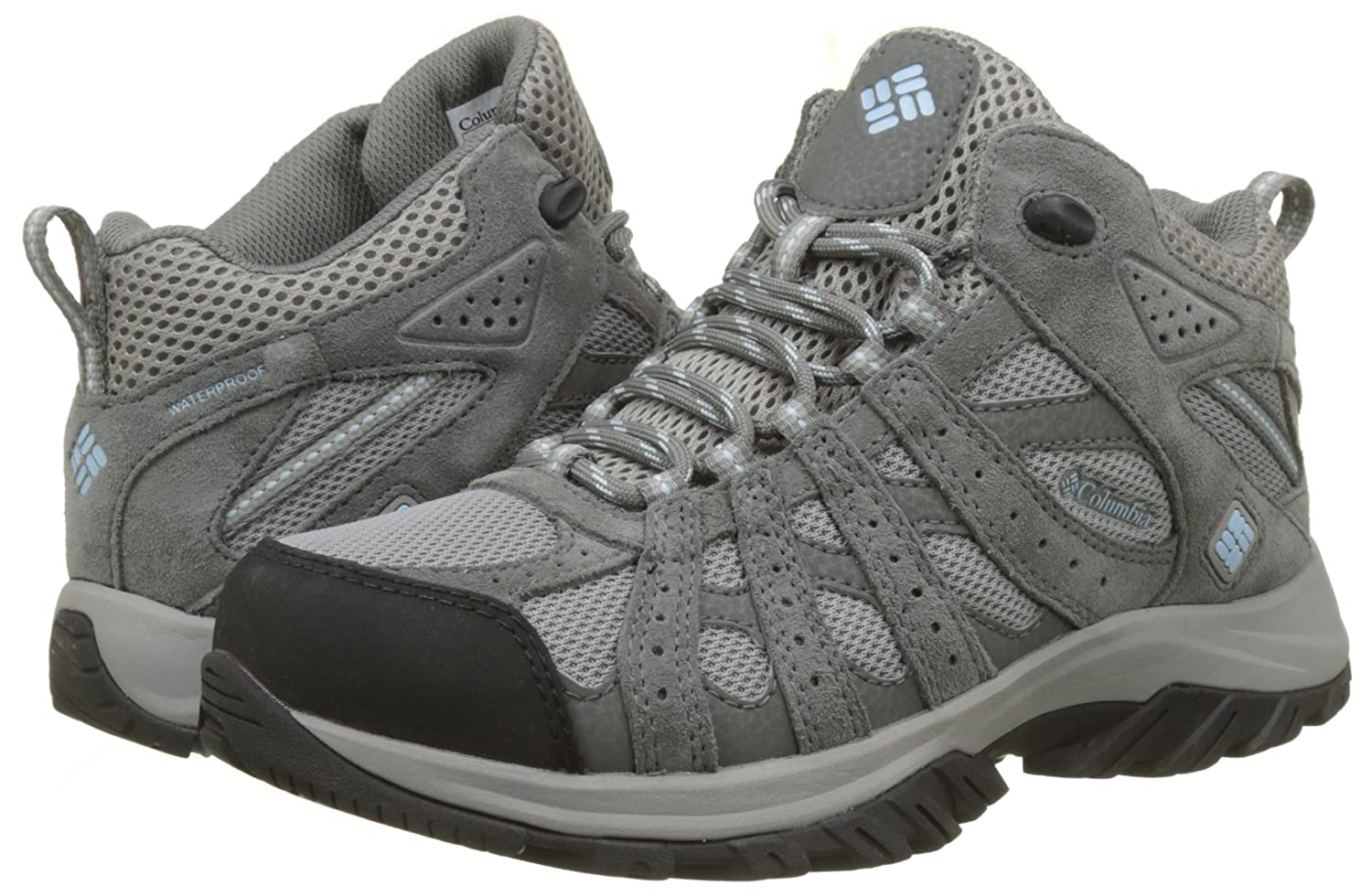 Columbia Canyon Point Mid Waterproof Zapatillas de Senderismo para Mujer