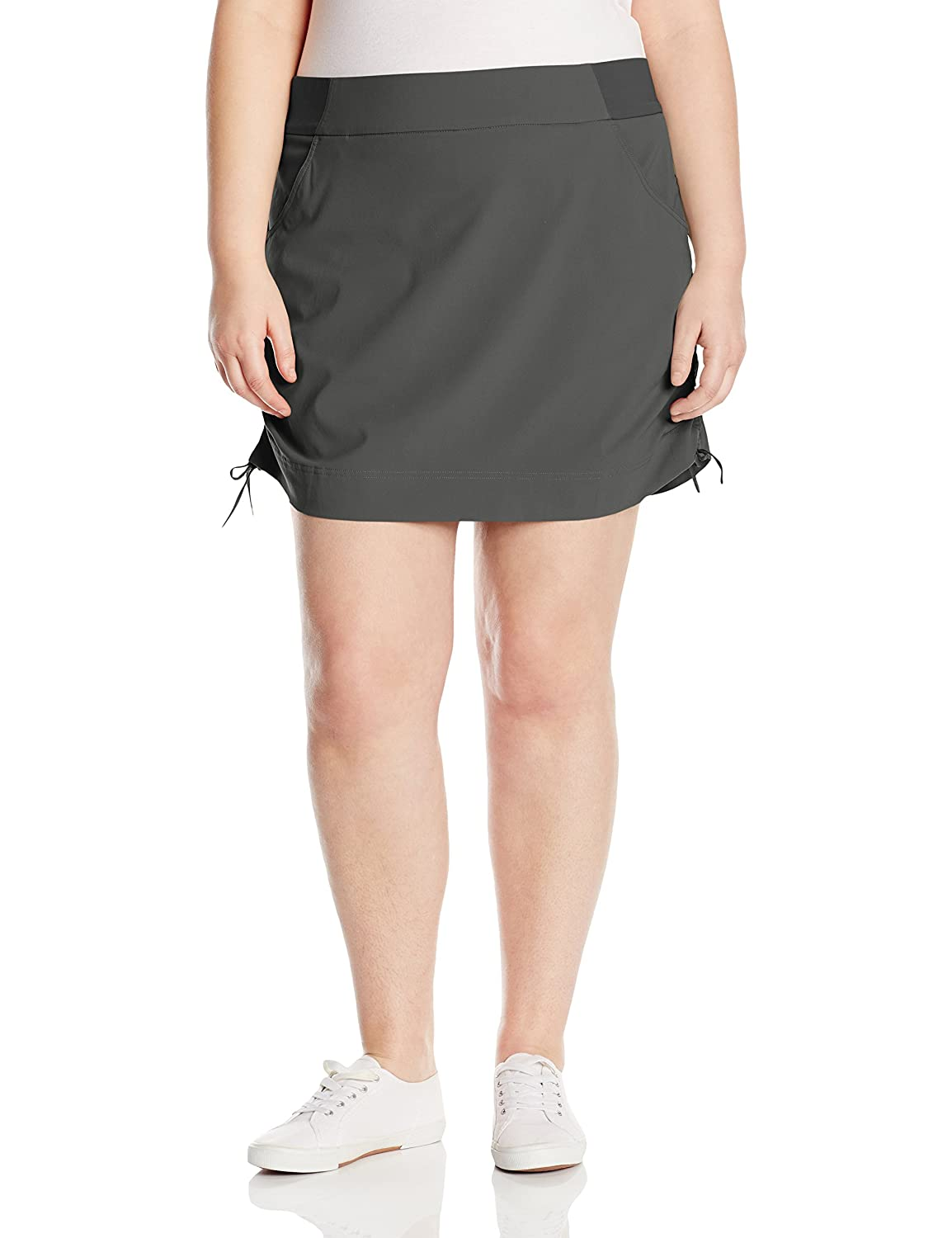 Columbia Womens Plus-Size Plus-Size Anytime Casual Skort 1492692