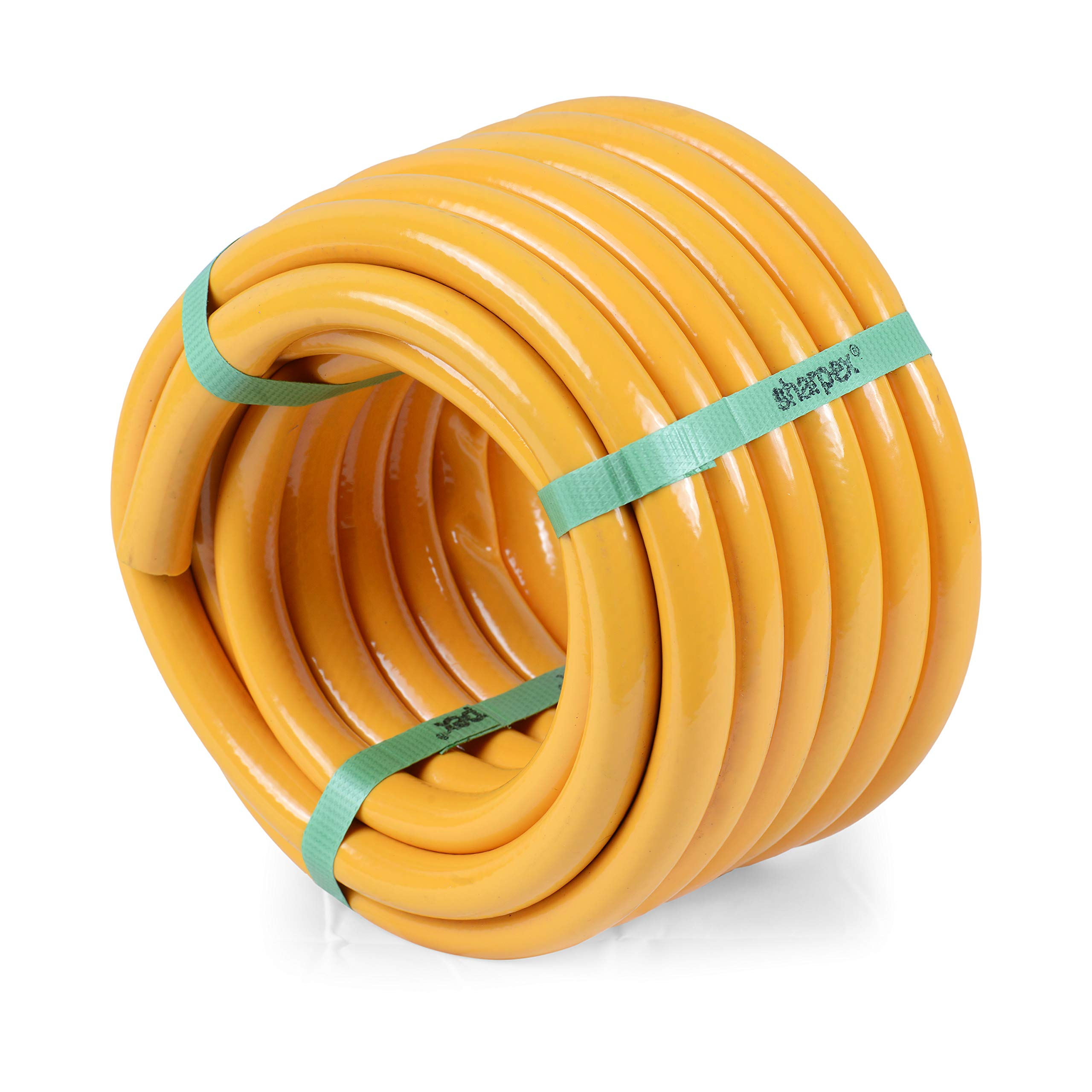 Sharpex Hybrid Inner Braided Water Hose Pipe for Garden, Outdoor, Hotel and Backyard Hose Pipe - 0.5 Inch / 10 MT product image