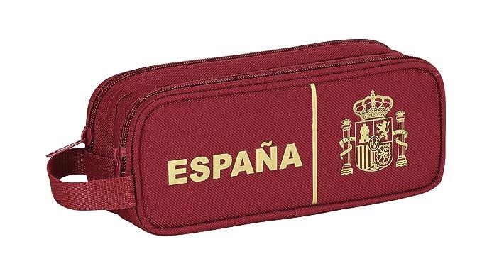 España- Selección Española - Estuche portatodo Doble (SAFTA 811437513) (