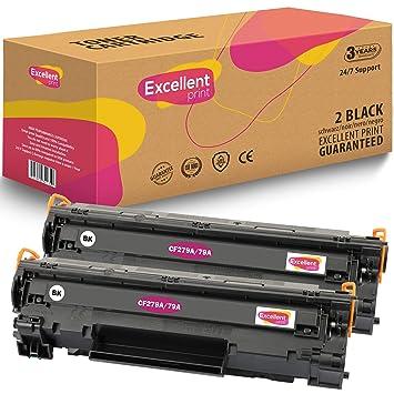 Excellent Print CF279A 79A Compatible Cartucho de Toner para HP ...