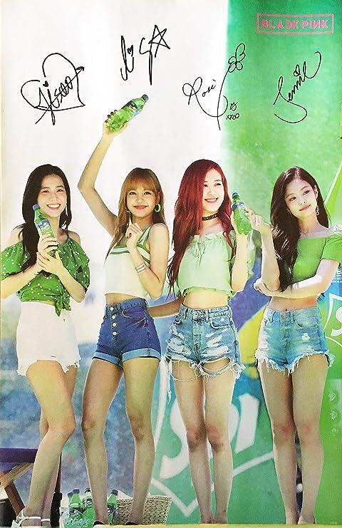 Amazon com: Blackpink in Songkran Festival Girl Group Kpop