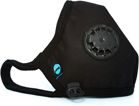 Anti Washable With Black Pollution Straps Respirator N95 Adjustable Cambridge Company Basic Mask