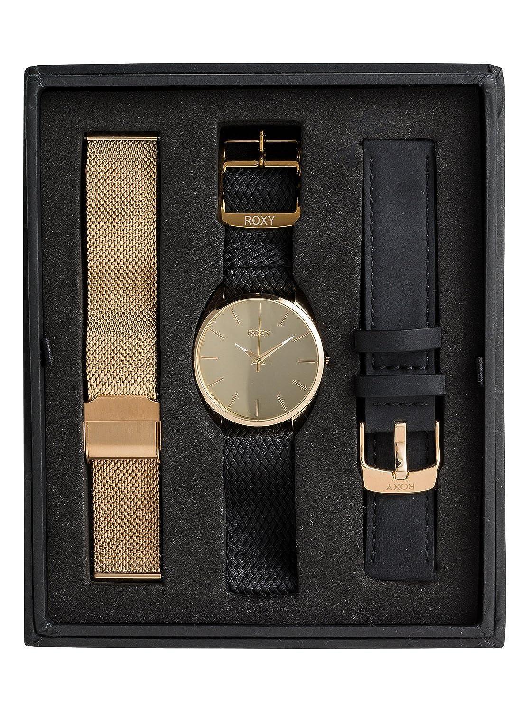 The SmallミラーパックRoxy Analogic Watch erjwa03021 B075DBP6Z9