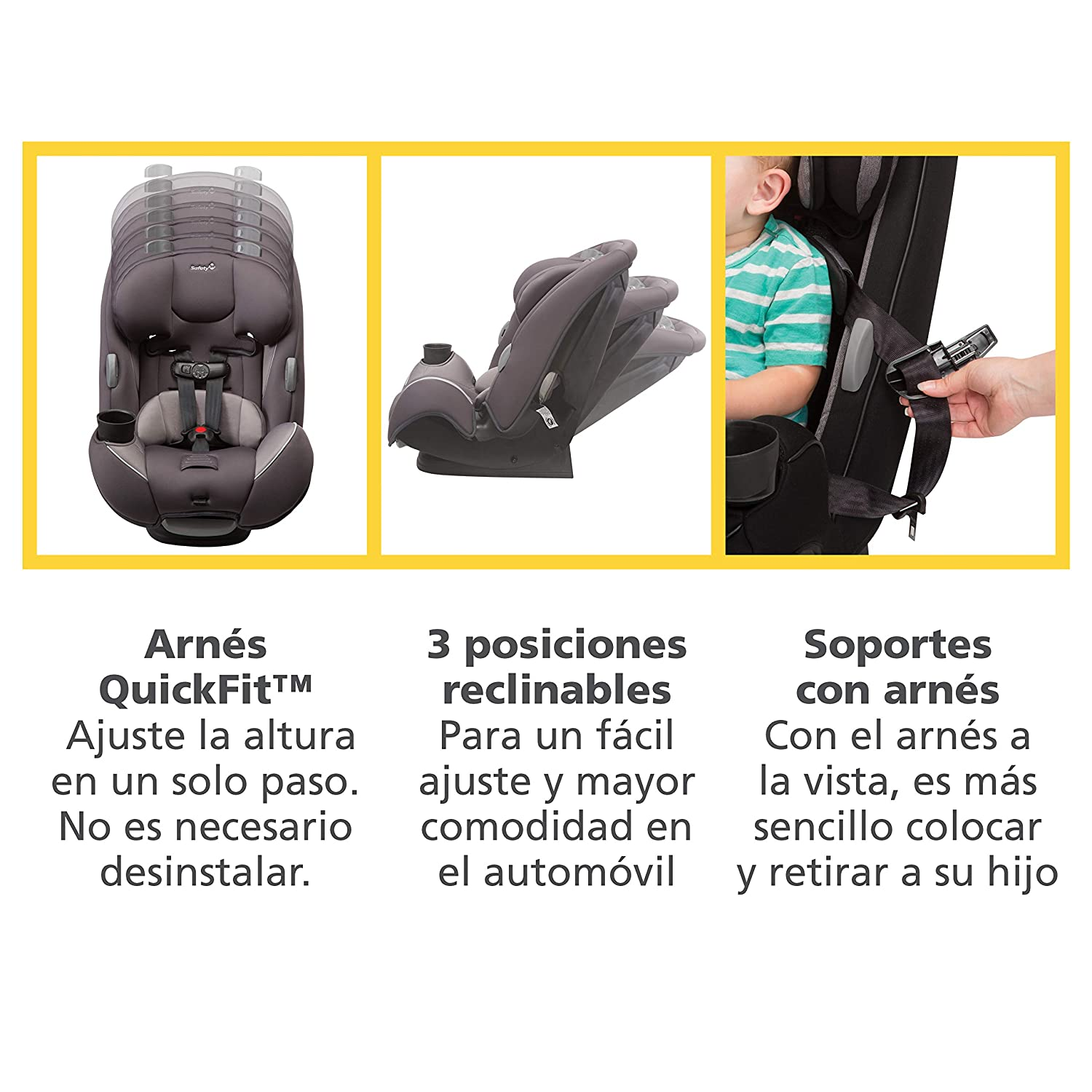 Safety 1st Continuum 3 In 1 Car Seat Wind Chime CC137DRJ