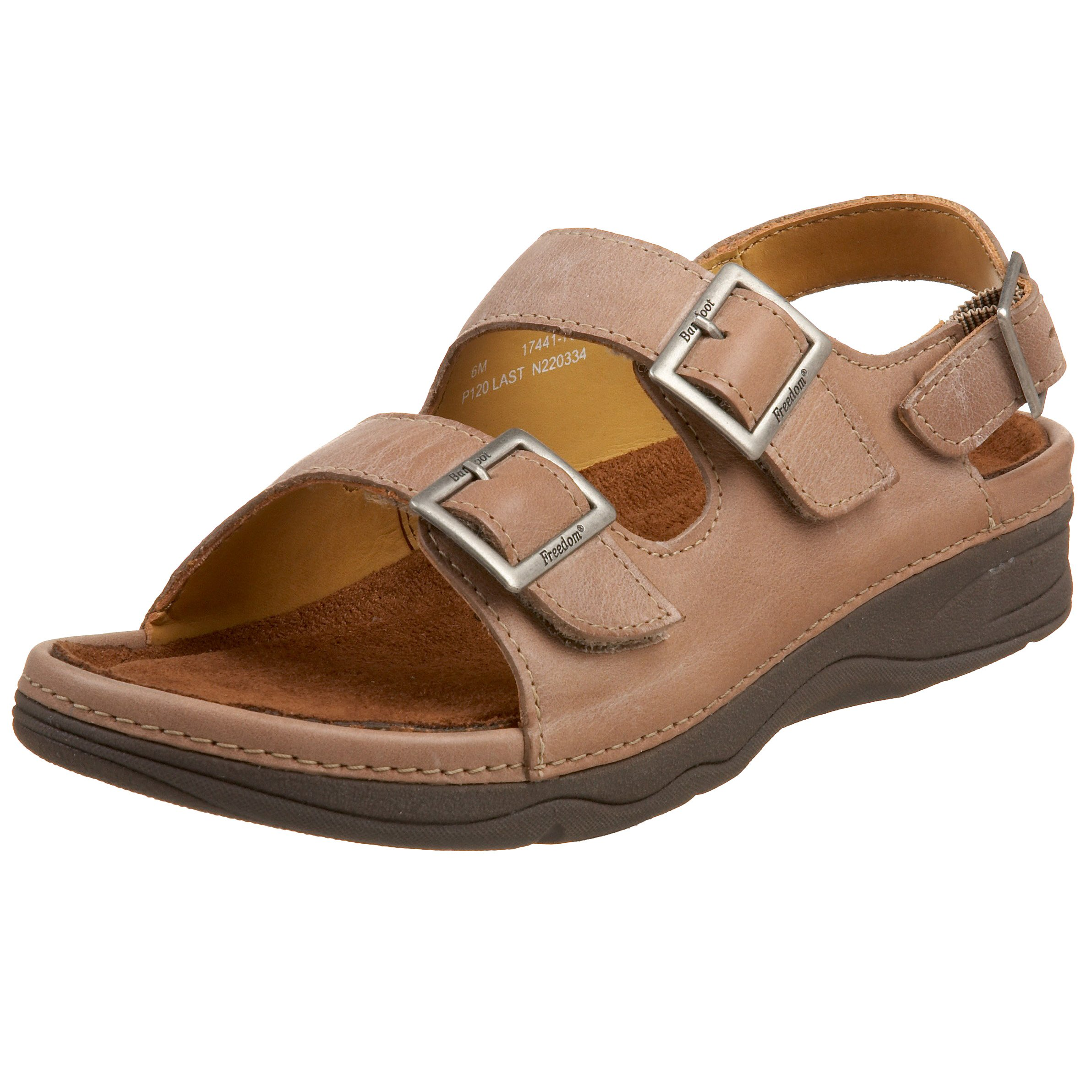 Drew Shoe Women's Sahara Sandal,Cork,10 WW US