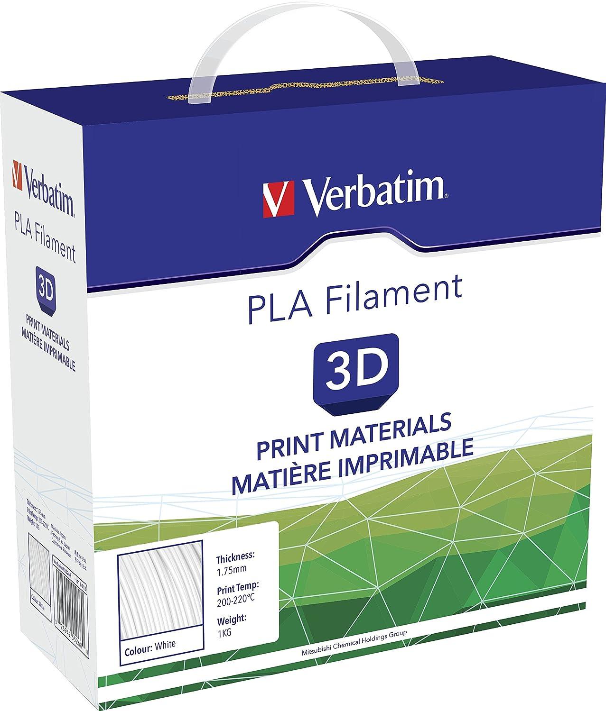Verbatim 1.75mm Noir Abs 3d Imprimante Filament 1kg 3d Printers & Supplies