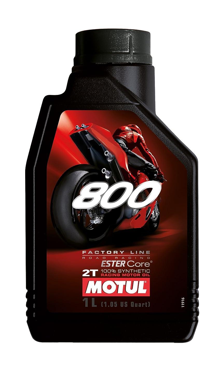 MOTUL - 104041/74 : Olio lubrificante MEZCLA 800 2T FL ROAD RACING 1L Motul Deutschland Gmb H Motul 104041