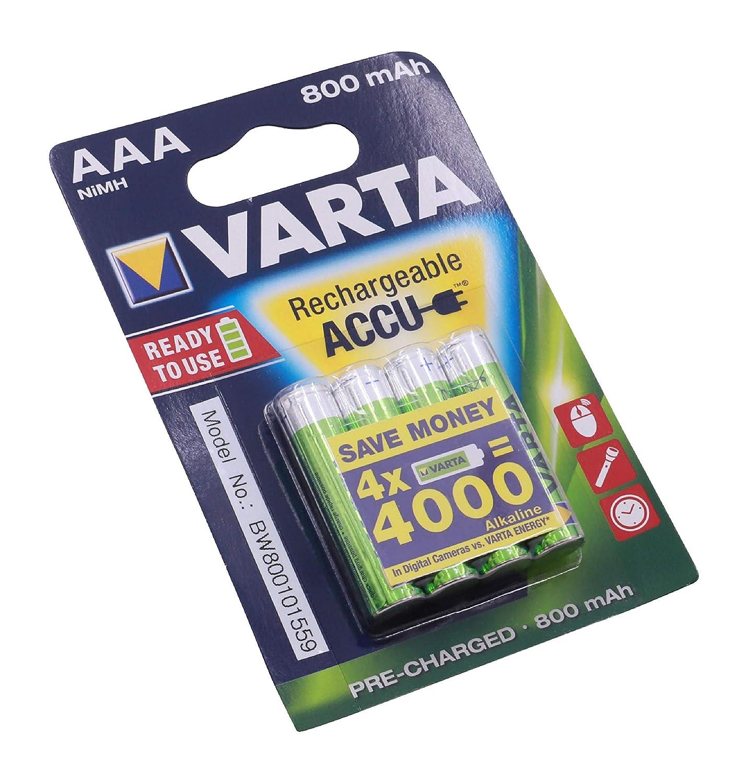 2x Camelion Akkus AAA Micro 1100 mAh für Gigaset A58H A400 A415 Telefon Accus