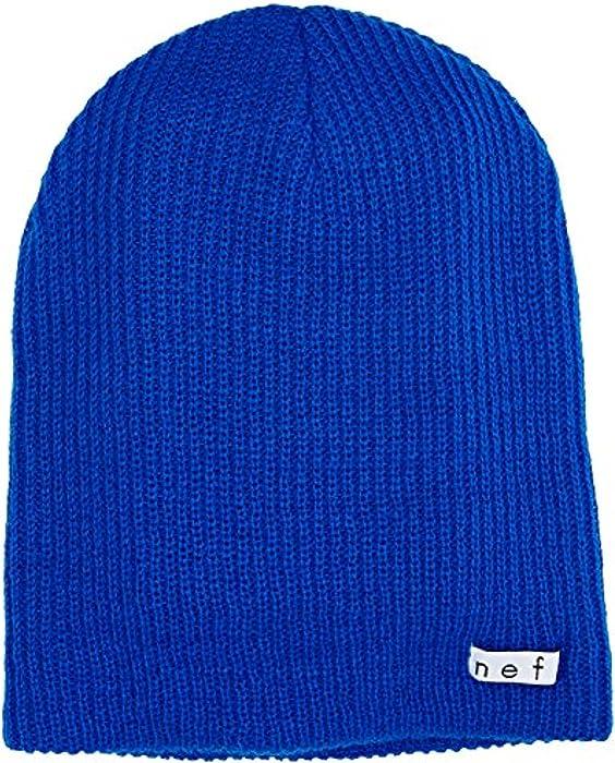 a969a831300 Amazon.com  Neff Daily Beanie Blue O S   Performance Headband Bundle ...