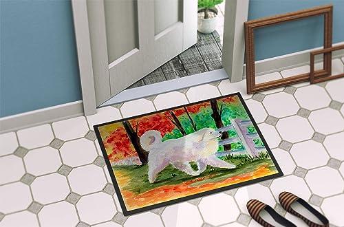 Caroline s Treasures SS8472JMAT Great Pyrenees Indoor or Outdoor Mat 24×36 Doormat, 24H X 36W, Multicolor