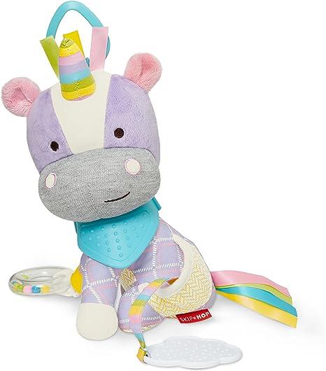 Imagen deSkip Hop Bandana Buddies - Muñeco actividades en forma de unicornio