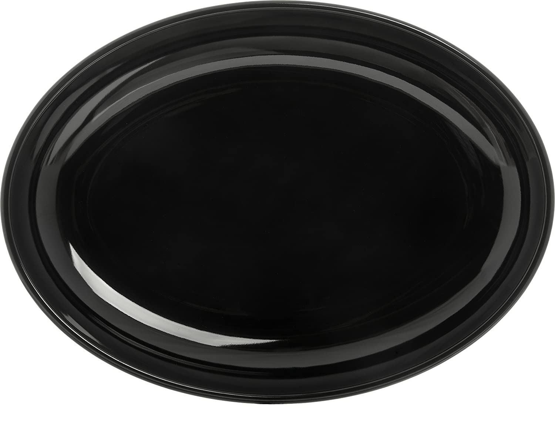 12 L x 8-1//2 W x 2.2 H Carlisle FoodService Products 7919-02 12 L x 8-1//2 W x 2.2 H 2.9 qt Case of 4 Carlisle 791902 Designer Displayware Melamine Baker Dish White Capacity