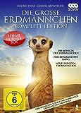 Die große Erdmännchen-Komplett-Edition - 3 spannende und lustige Erdmännchen-Abenteuer in einer Box (Die Königin der Erdmännchen, Die Erdmännchen Gang, Neues von den Erdmännchen) [3 DVDs]