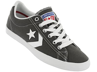 Converse Star Player LP OX Charcoal White