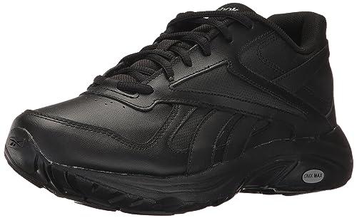 bf1a6720a2e Reebok Men's Ultra V DMX Max Walking Shoe, Black/Black-Wide e, 7 2E ...