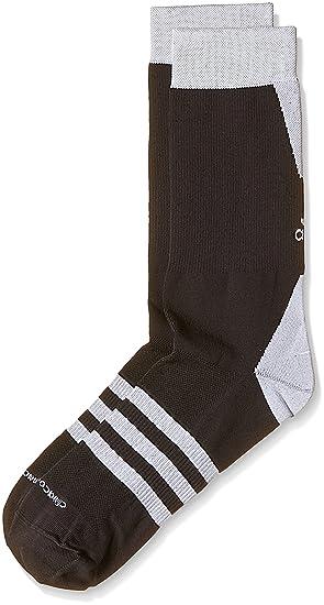 adidas Men\'s Striped Calf Socks Men\'s Socks