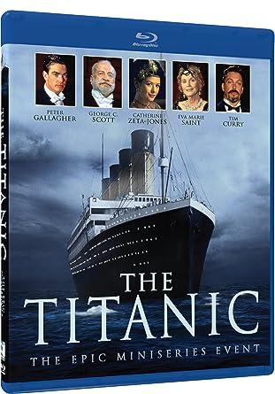 titanic blu ray  : The Titanic - The Epic Mini-Series Event - Blu-ray ...
