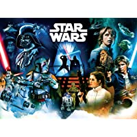 Buffalo Games Star Wars Pinball Art 1000 Piece Jigsaw Puzzle Deals
