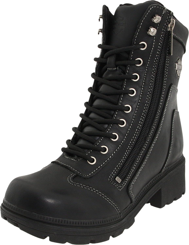 Harley-Davidson Women's Tessa Casual Boot B0027A85X0 9.5 B(M) US|Black
