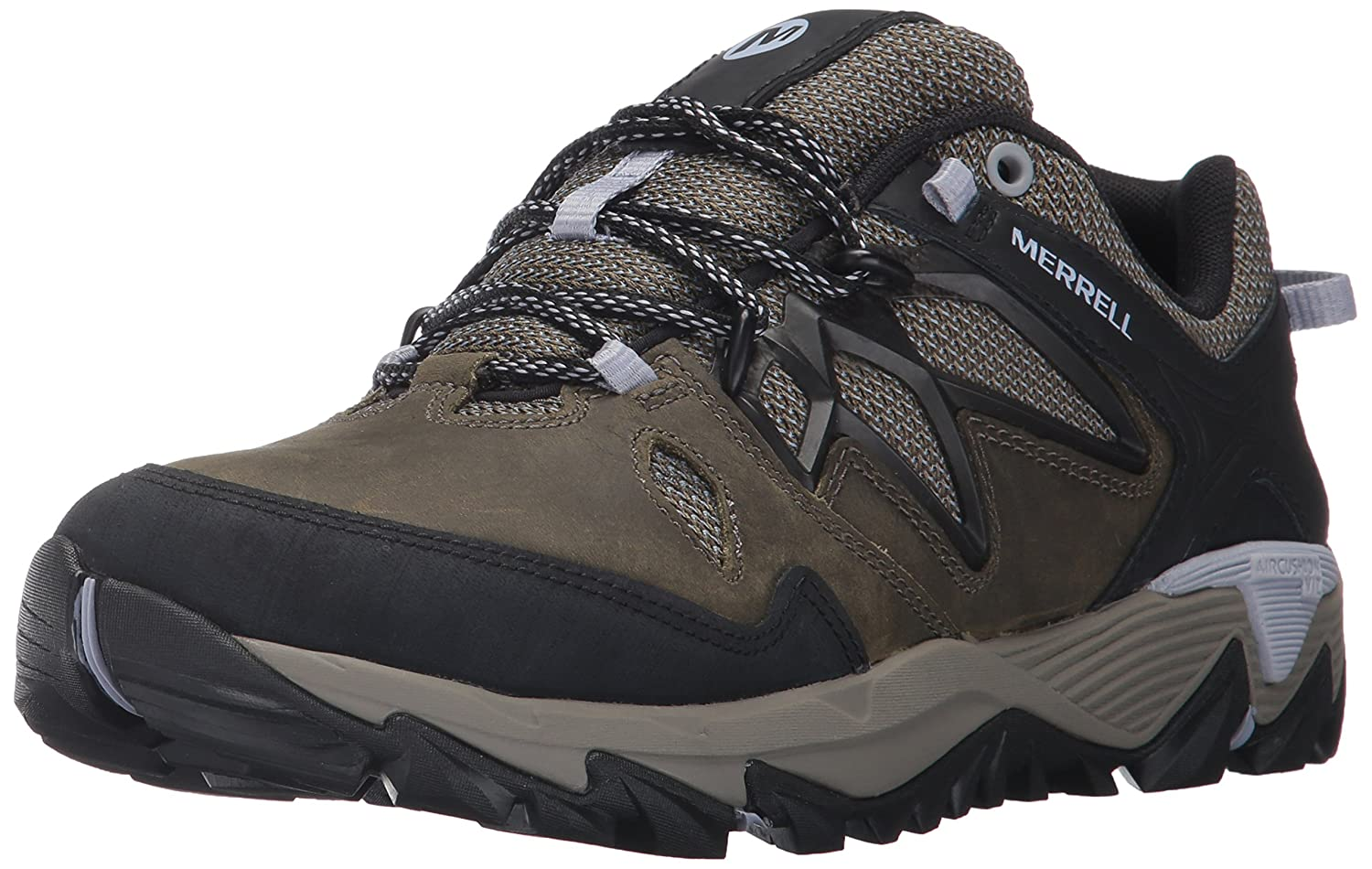 Merrell Women's All Out Blaze 2 Hiking Shoe B01NCLJBPB 4 M UK|Green (Dark Olive)