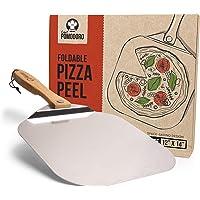 /Pala Pizza Pala Tabla de bamb/ú Tabla de Cortar Pizzas Brateck Pala HeRo24 Pizzas Tabla Paleta para Pizza/
