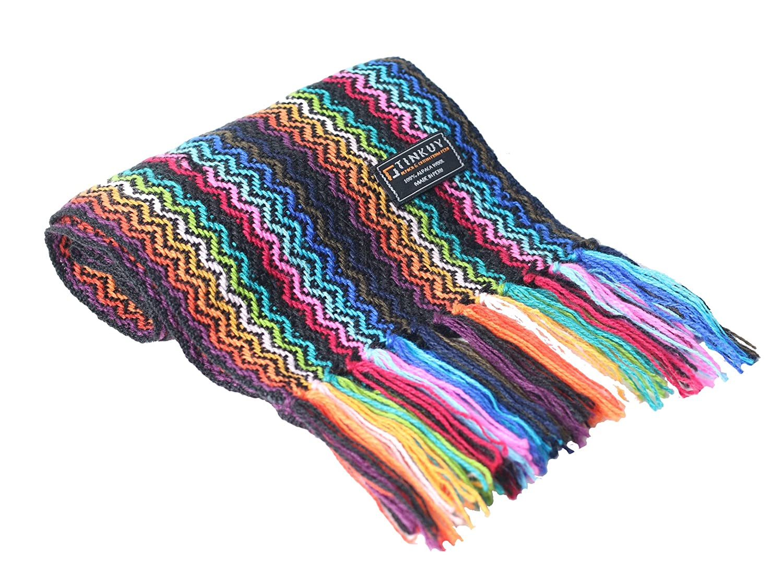 TINKUY PERU ACCESSORY メンズ US サイズ: ONE SIZE FIT ALL カラー: マルチカラー B07D96RZVD