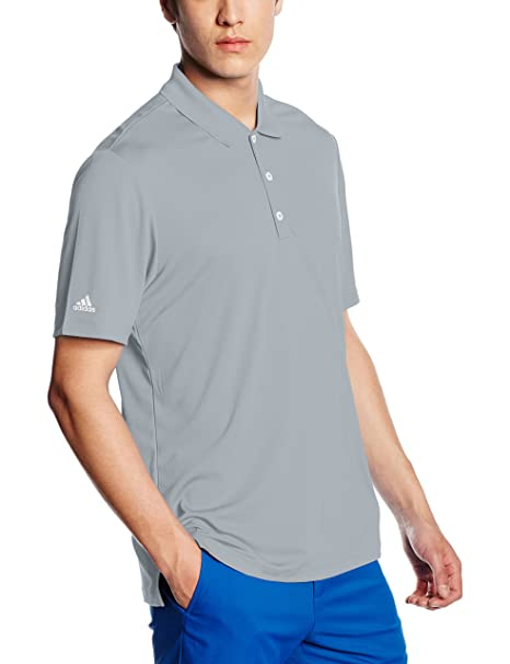 0165057a7 adidas Men's Performance Polo Shirt: Amazon.co.uk: Sports & Outdoors