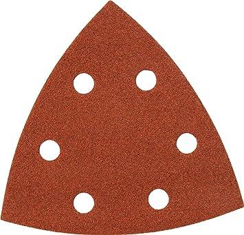 MAKITA B-21646 - Pack de 10 lijas perforadas para madera de grano ...