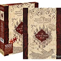 Harry Potter The Marauder's Map 1000 Piece Jigsaw Puzzle