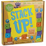 Peaceable Kingdom Stack Up Board Game for Kids