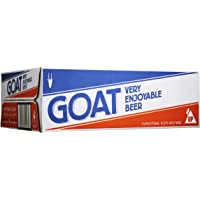 Mountain Goat 'Goat' Beer 24 x 375mL Cans