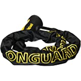 "OnGuard 8020 Mastiff Integrated Key Chain Lock - 3.57' X 0.39""[110CM X 10MM]"