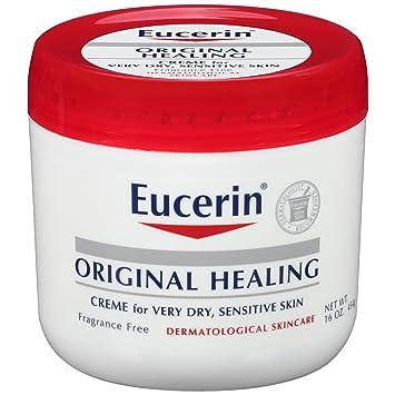 5 Pack - Eucerin Original Healing Rich Creme 2oz Each Eminence - Grape Antioxidant Serum - 30ml/1oz