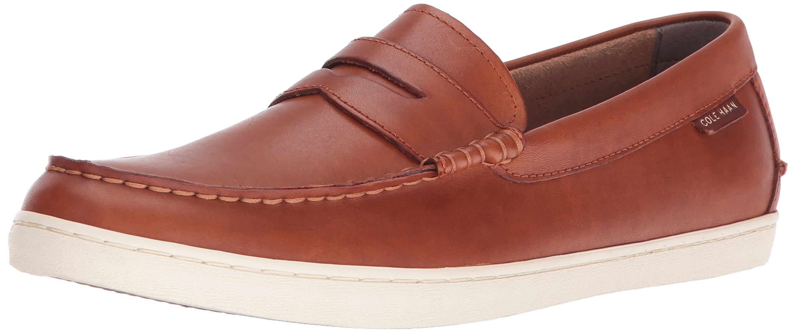 Cole Haan Men's Pinch Weekender Penny Loafer, British Tan, 10 M US