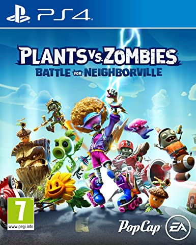 Plants Vs Zombies: Battle For Neighborville - PlayStation 4 ...