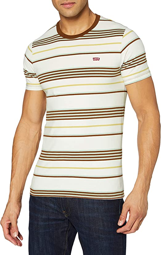 TALLA M. Levi's SS Original Hm tee Camiseta para Hombre