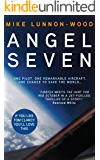 Angel Seven: 'A jet-fuelled thriller of a story!' Rowland White