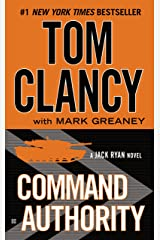 Command Authority (Jack Ryan Universe Book 16) Kindle Edition