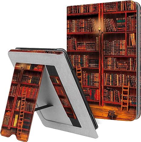 Fintie Hülle Kompatibel Für Kindle Paperwhite Computer Zubehör