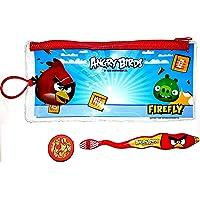 Angry Birds–Dental Kit de viaje–Cepillo de dientes