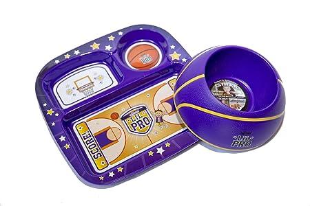 Amazon.com: remarkabowl – Lil Pro – Set de platos – Childs ...