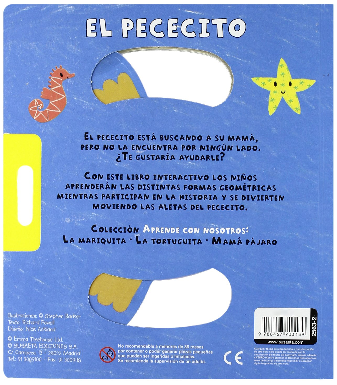 EL PECECITO (APREND.C/NOSOTR: Susaeta Ediciones: 9788467703139: Amazon.com: Books