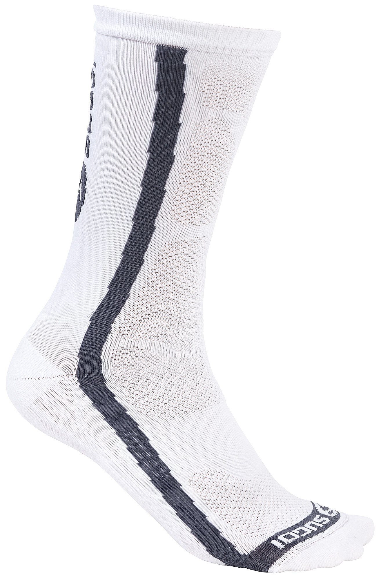 Sugoi RS Crew Socks, White, Large by SUGOi