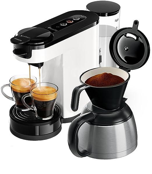 Senseo HD6592/00 - Cafetera (Independiente, Máquina de café en ...
