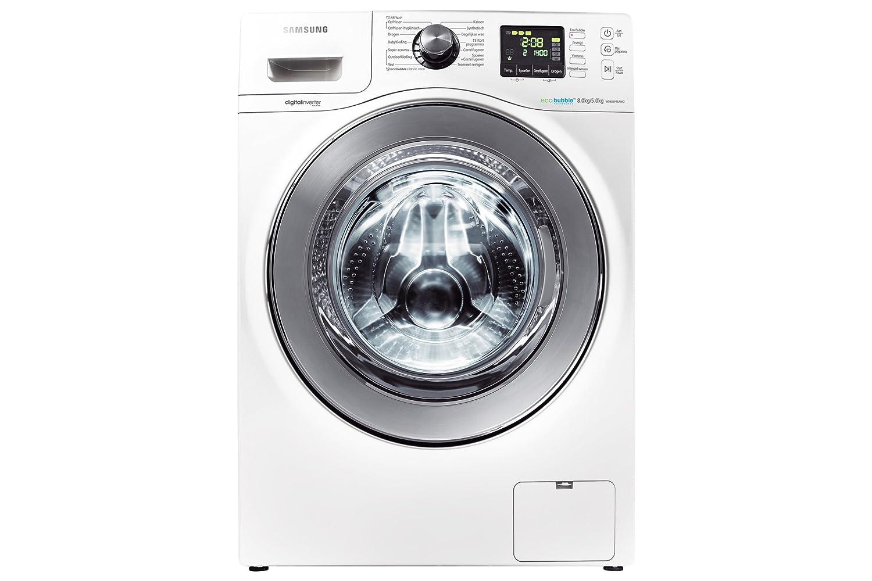 Samsung WD806P4SAWQ lavadora - Lavadora-secadora (Front-load ...