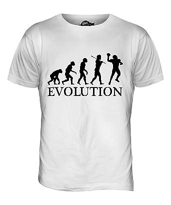b9ca3229 American Football Quarterback Evolution of Man - Mens T-Shirt T Shirt Tee  Top: Amazon.co.uk: Clothing