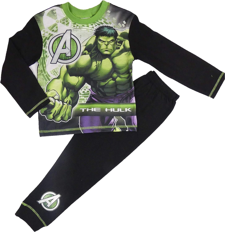Âge 4 To 10 ans Marvel Avengers Pyjama