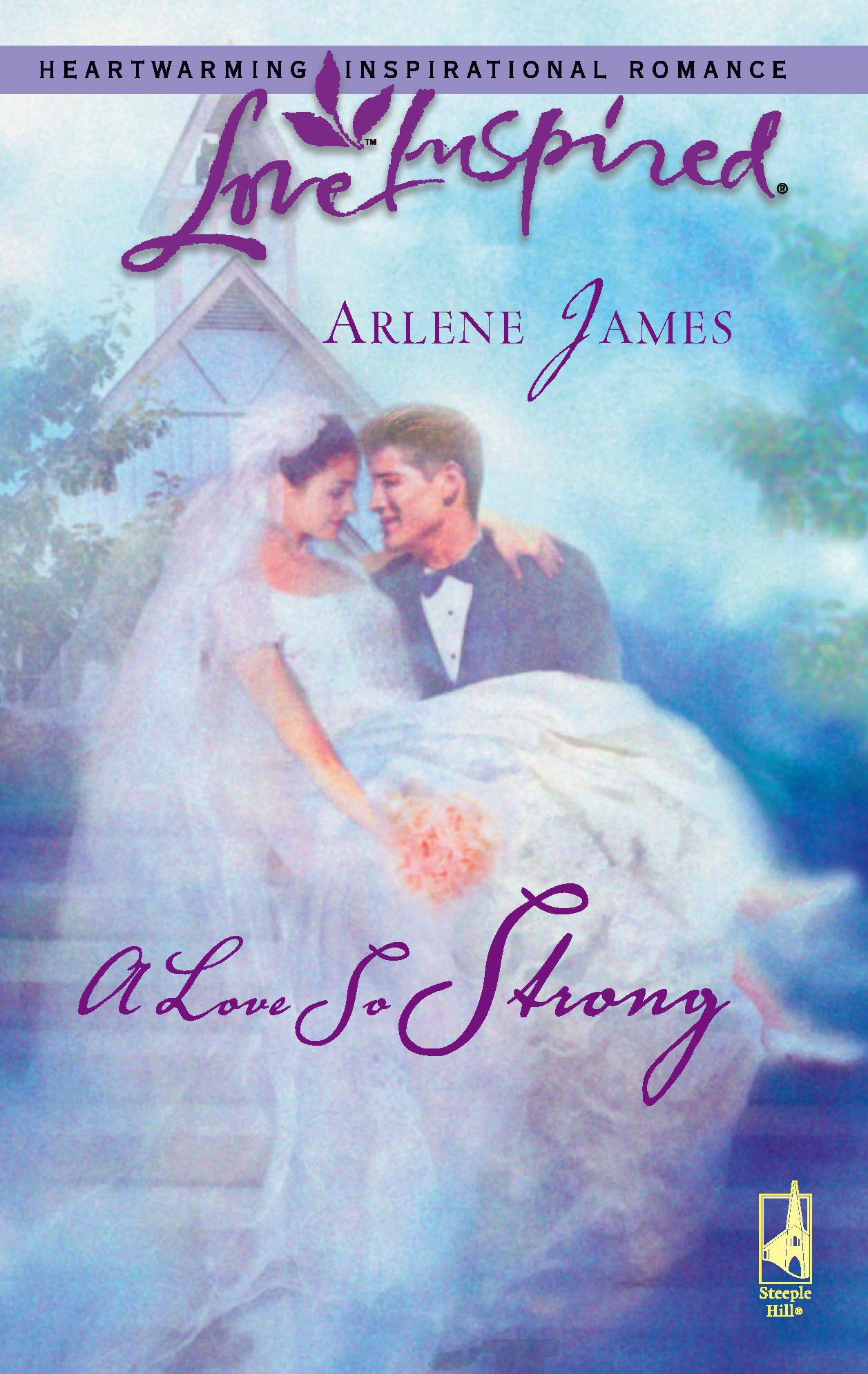 Read Online A Love So Strong (Love Inspired #363) ebook