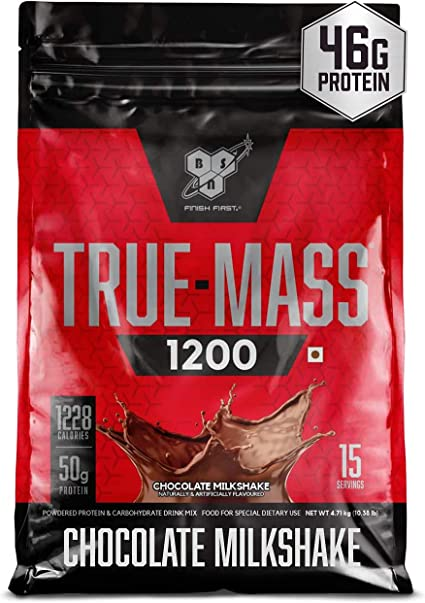 BSN TRUE-MASS Weight Gainer, Muscle Mass Gainer Protein Powder | Ultimate Sup